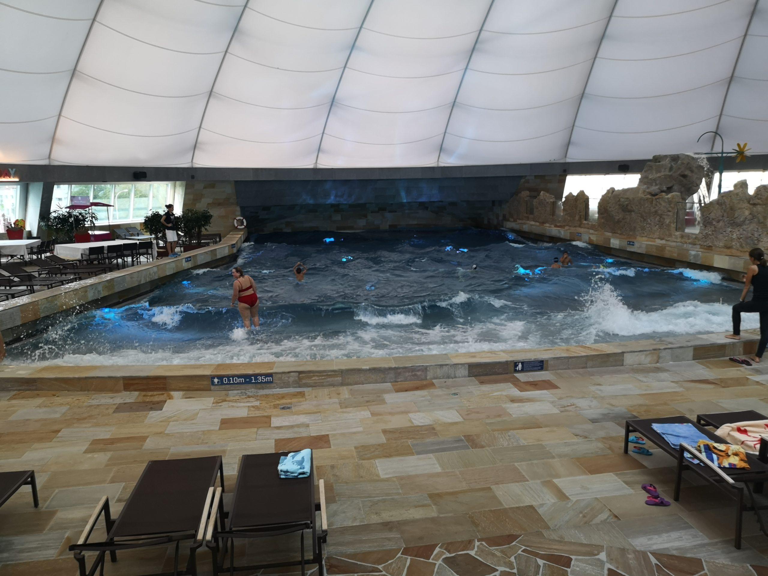 Hochkofler Wellenschwimmbad